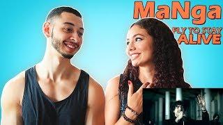 MaNga Fly to Stay Alive 🇹🇷 Turkish Rock Reaction | Jay & Rengin