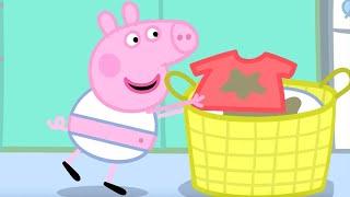 Peppa Pig Full Episodes | Muddy Peppa Pig | Peppa Pig 2017 🔴