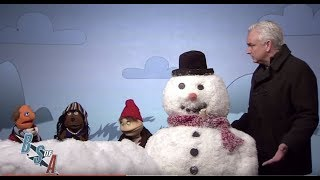 """Pumpernickel Boulevard: """"No-Name the Snowperson"""""""