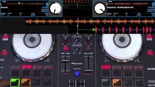 PioneerDDJ SB - Componentes y Operaciones Básicas