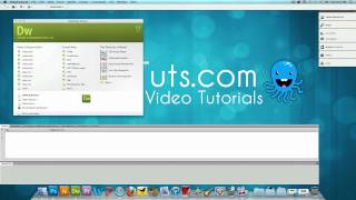 Dreamweaver Tutorial: How to Convert a .PSD to .HTML (Part 1)