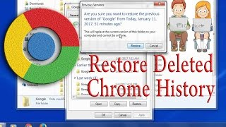 Recover deleted internet history- All parents must know this.