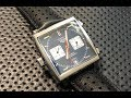 Download Video Download The TAG Heuer Monaco Wristwatch: A Quick Shabazz Review 3GP MP4 FLV