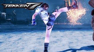 Asuka Vs Kuma   Tekken 7 PC Gameplay
