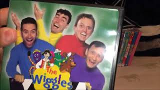 My The Wiggles DVD Collection (As Of March 2018)