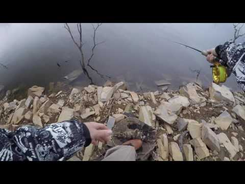 Spotted Bass Fly Fishing