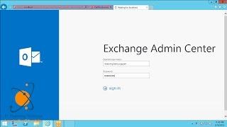 Exchange 2016 Part 1 - Install MS Exchange 2016 in Window Server 2012 R2