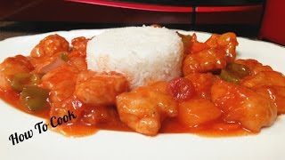 HOW TO MAKE JAMAICAN SWEET AND SOUR CHICKEN RECIPE 2016