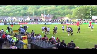Pontypridd 38-17 Cross Keys 18/05/2014