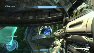 Halo Online (Gaurdian gameplay)
