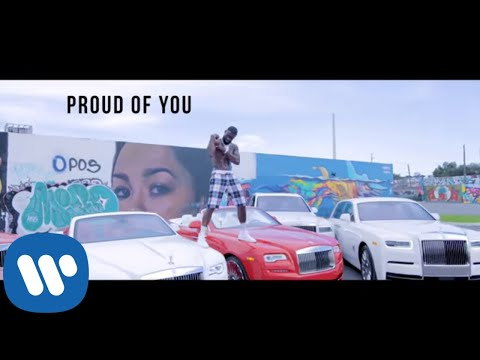 Gucci Mane Proud Of You Official Music Video