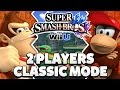 Download Video Download Super Smash Bros. Wii U - Donkey Kong & Diddy Kong Classic Mode [1080p HD] 3GP MP4 FLV