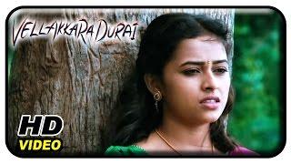 Vellaikaara Durai Movie Scenes | Sri Divya reveals her story | Vikram Prabhu | John Vijay | D Imman