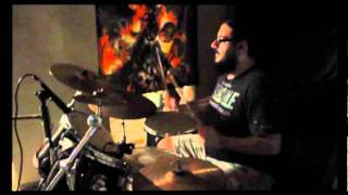In Flames - Take this life (Drum cover by Flesh).f4v