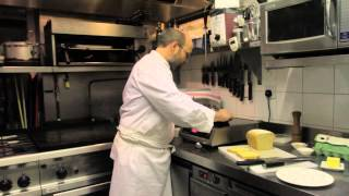 The Ultimate Egg and Bacon Sandwich by Chef Russell Brown