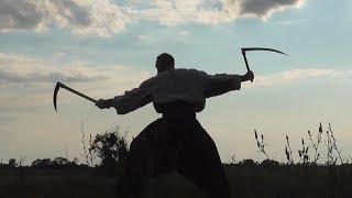 Cossack Ukraine. Small braids (weapons), Gopak.