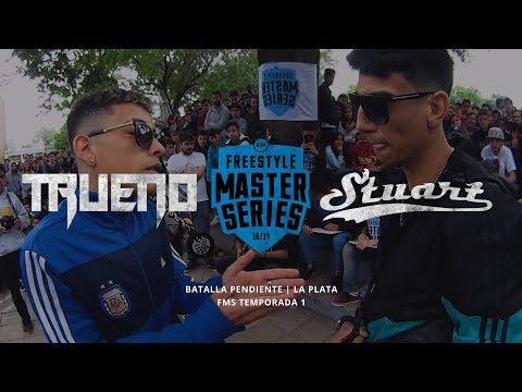 Trueno vs Stuart FMS Argentina Jornada 3 OFICIAL Batalla Aplazada Temporada 2018 2019.
