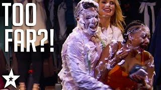 When Pie Face Goes Too Far! | America