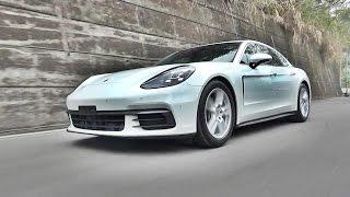 有時候它真的比911好  試駕保時捷全新2代Panamera四門跑車