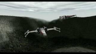 Star Wars: Rogue Squadron 3D Cutscenes (Part 2)