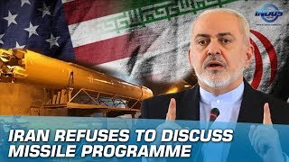 Iran refuses to discuss missile programme | Indus News