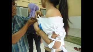 Sobek sobek kaos Model - Hot - GGModel Indonesia - GGModel Solo -
