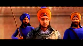 CHAAR SAHIBZAADE Punjabi First 3D Animation Movie) Theatrical Trailer