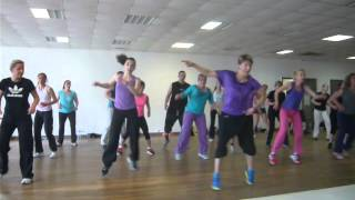 """""""As your friend"""" Afrojack & Chris Brown choreography by Sandra Samaison"""