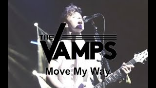 The Vamps - Move My Way (Live In Birmingham)