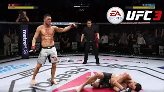 THE RETURN OF NICK DIAZ!! UFC 3 NICK DIAZ VS JORGE MASVIDAL