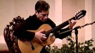 Juan Serrano flamenco guitarist