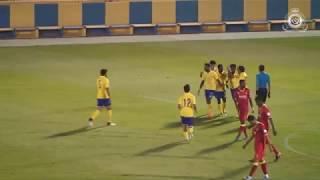 هدف النصر الثاني على القادسية | فهد الجميعه - مباراة ودية