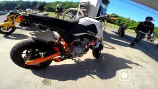 Honda Grom 300 Engine Swap - 2016 Smoky Mountain Crawl