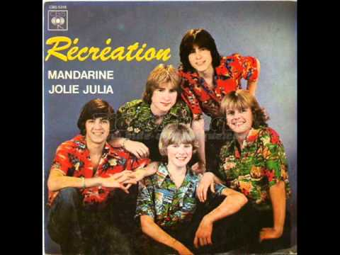 Récréation - Jolie Julia