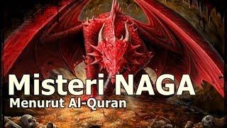 [Muslim Wajib Tau] ini yang Islam Katakan tentang Misteri Keberadaan NAGA  !!!