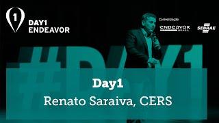 Day 1 | Uma história que tinha tudo pra dar ruim - Renato Saraiva, CERS