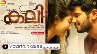 Vaarthinkalee | Kali Malayalam Movie Song | Divya S Menon