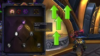 WoW 7.3 New Character Progression Feature - Netherlight Crucible - WoW Legion