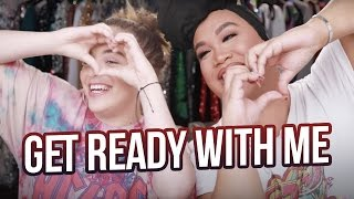 GET READY WITH ME ft. Patrick Starrr | Baby Ariel