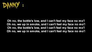 Hollywood Undead - Up in Smoke [Lyrics]