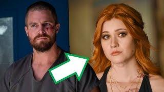 Green Lantern Villain & New Vigilante Revealed! - Arrow Season 7