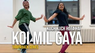 Koi Mil Gaya | Rohit Gijare Choreography | Kuch Kuch Hota Hai | Dance | Shah Rukh Khan, Kajol