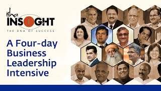 INSIGHT: The DNA of Success 2018 - A Unique Business Leadership Program