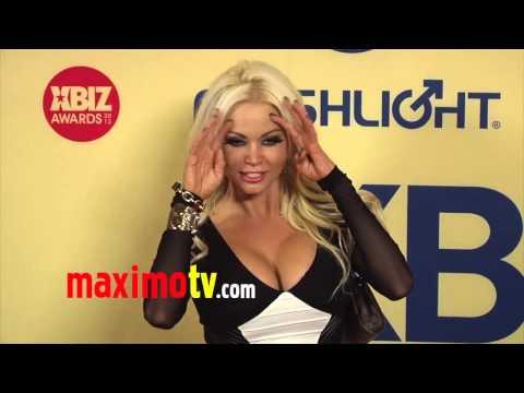 Nikita Von James 2013 XBIZ Awards Red Carpet Arrivals