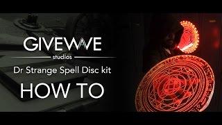 Doctor Strange Spell disc instructional