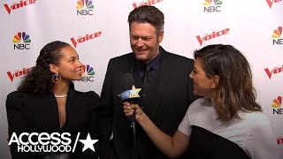 Blake Shelton & Alicia Keys On 'The Voice' Season 12 Finale