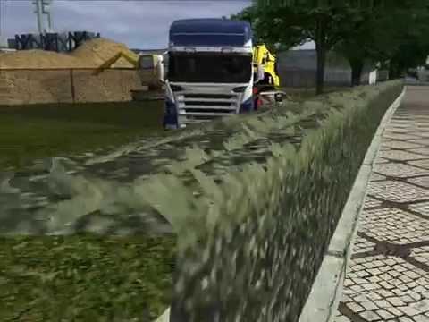 EURO TRUCK SIMULATOR Oversized Cargo