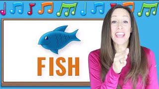 Phonics | The Letter F | Signing for Babies ASL | Letter Sounds F | Patty Shukla