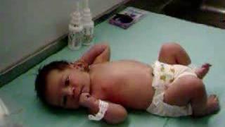 Leonaardo no hospitaaL ( 1º dia de vida )       ;D
