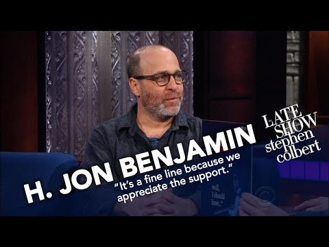H. Jon Benjamin Doesn t Play An Instrument But Recorded A Jazz Album